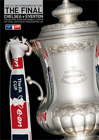 COLLECTION OF 20 x FA CUP FINAL PROGRAMMES 1923 - 2010