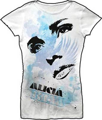 dba84af5 ALICIA KEYS EYES And Lips Girlie T SHIRT top New M-L-XL - $15.99 ...