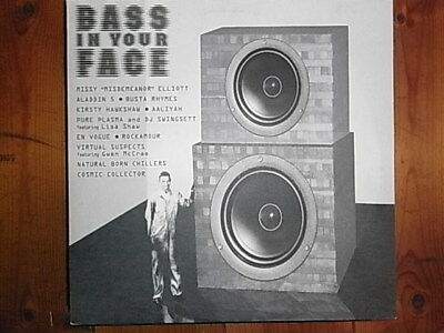 Dlp - V.a. Bass In Your Face - Essential Drum & Bass