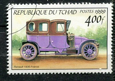 Timbre  Voiture Renault 1906