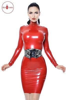 R1523 KITTYLUX Latex Rubber TOP RED LABEL- 3 fantastic colours WESTWARD BOUND