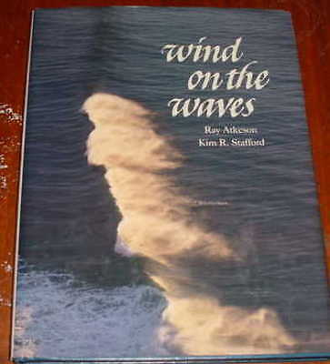 Wind On The Waves Book Nautical Maritime