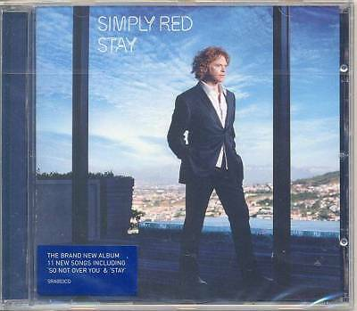 SIMPLY RED - Stay - CD - MUS