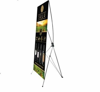 X Banner Stand/ Shop Stand/ Store Stand/ Sign/ 60x160cm