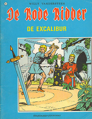 Rode Ridder 051 - De Excalibur