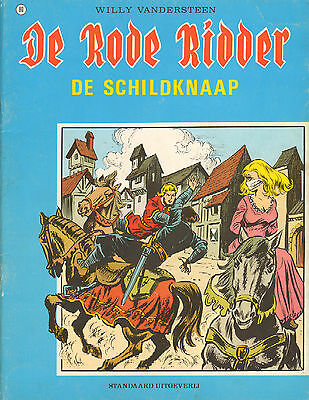 Rode Ridder 080 - De Schildknaap