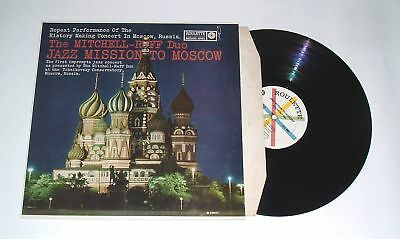 JAZZ MISSION TO MOSCOW - Mitchell-Ruff VINILE 33g (3)