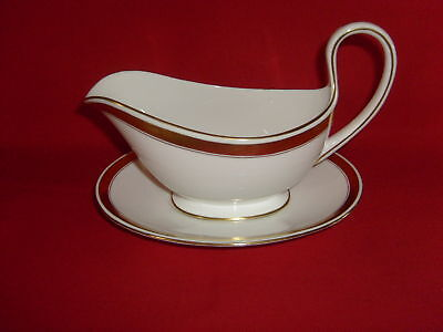 SHELLEY CHINA, ELEGANT PATTERN #13776, (1) GRAVYBOAT