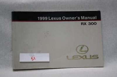 rx300 owners manual
