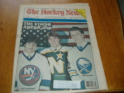 the hockey news july 1 1983 the young americans