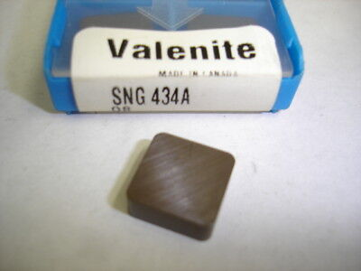Valenite Ceramic Insert SNG 434A Q8
