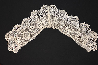 Antique Victorian-Edwardian Period Lace Collar 26 Inch