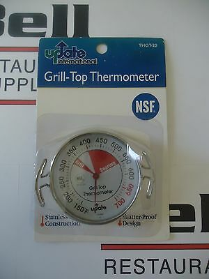 *NEW*  Update THGT-20 Grill-Top NSF Thermometer
