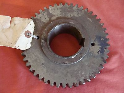 New Old Stock Bobst Martin Spur Gear 46 Teeth Outside Diameter:180Mm 12 Pitch