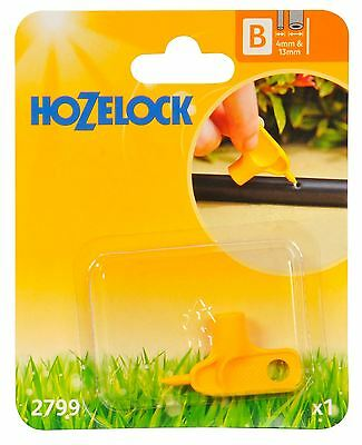 Hozelock 2799 Garden Watering Micro Irrigation Hole Punch