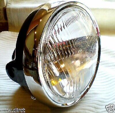 Motorcycle Headlight Honda Cb250N Halogen H4 Headlamp