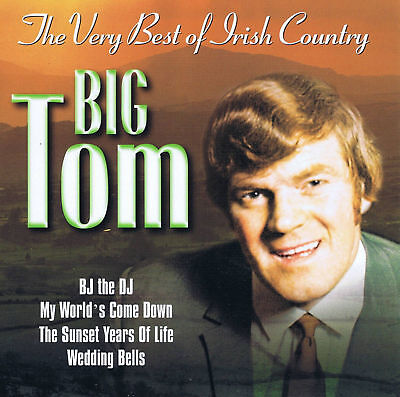 Big Tom & the Mainliners - Very Best of Irish Country CD