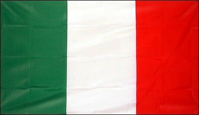 ITALY National FLAG 5 X 3 ITALIAN ITALIA ROME NAPLES