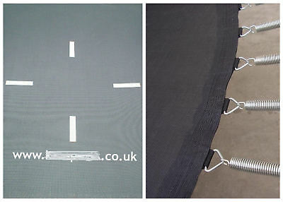 Replacement Trampoline Jumping Mat/jumping Mesh Set