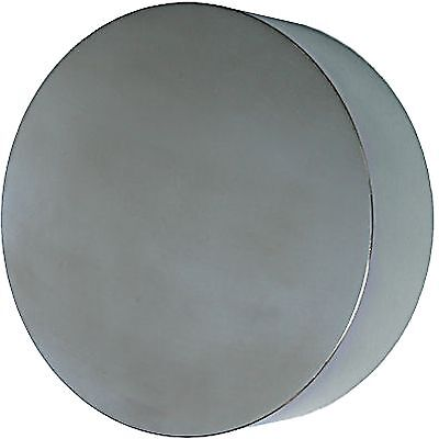 1 Neodymium Magnet 6  x 2 inch Disc N48  HUGE STRONG