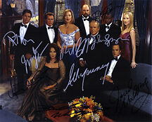 Martin Sheen (West Wing) Cast Signed Photo Print 03