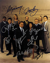 Martin Sheen (West Wing) Cast Signed Photo Print 05
