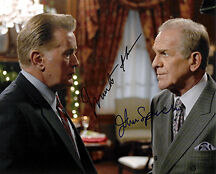 Martin Sheen (West Wing) Cast Signed Photo Print 09