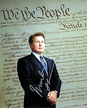 Martin Sheen (West Wing) Signed Photo Print 08