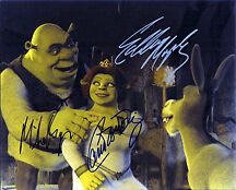 Mike Myers Cast Signed Photo Print 03
