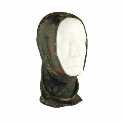 Mfh Snood Army Style Head Wrap Multi Functional Scarf Airsoft Cycling Paintball