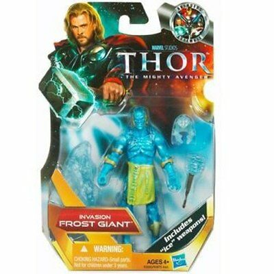 THOR The Mighty Avenger -Invasion Frost Giant Figure