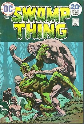 Swamp Thing 10 VF+ Bernie Wrightson 1973 HIGH-GRADE 1st