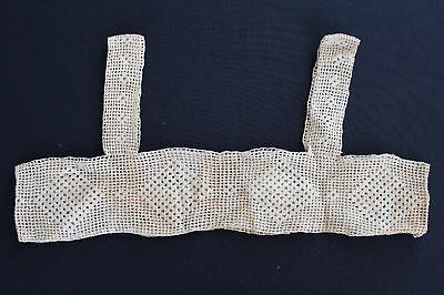 Victorian-Edwardian Unused Crochet Lace Camisole Top 38