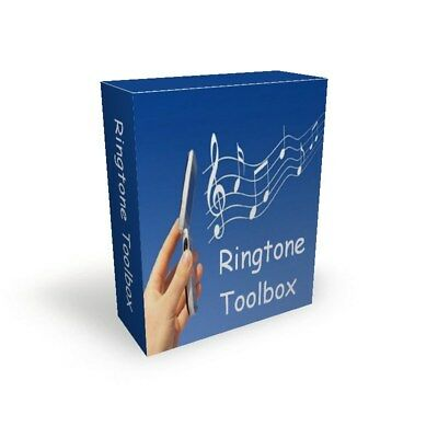 Software Create Your Own Mobile Phone mp3 Ringtones!