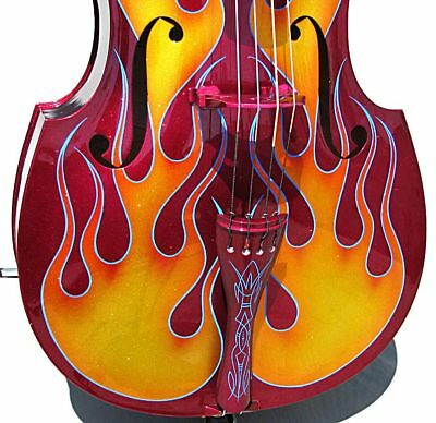Shen 3/4 Upright Double Bass Rockabilly Touring Bass - STAGE READY