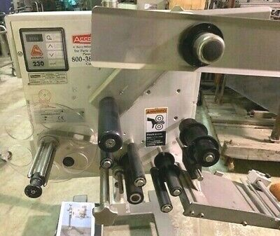 Accraply - Model #ALS-230-RH - Labeler with stand