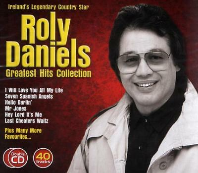 Roly Daniels - Greatest Hits Collection 2Cd