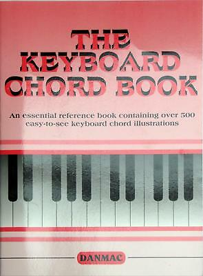 The Keyboard Chord Book