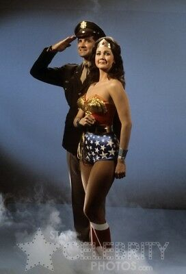 WONDER WOMAN photo 064 Lyle Waggoner Lynda Carter