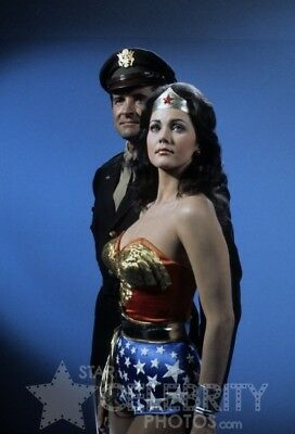 WONDER WOMAN photo 067 Lyle Waggoner Lynda Carter