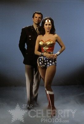 WONDER WOMAN photo 068 Lyle Waggoner Lynda Carter