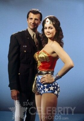 WONDER WOMAN photo 070 Lyle Waggoner Lynda Carter