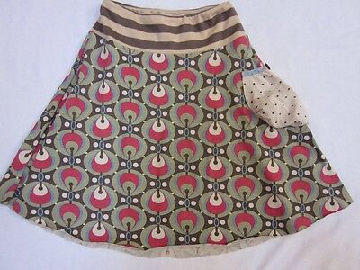 MATILDA JANE GIRL'S 5 6 7 GYPSY MICHELLE AT THE DISCO SKIRT NWT TWINS ?