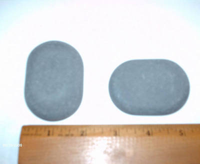 HOT STONE MASSAGE: Medium Shaped Stone for Hands & Arms