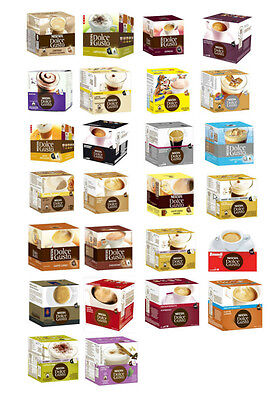 Nescafe® Dolce Gusto Different Flavours Nesquik Mocha..