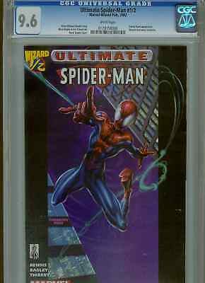 Ultimate Spider-Man #1/2   (Wizard)   CGC 9.6  WP