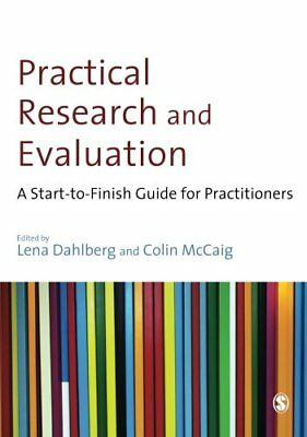 Practical Research and Evaluation: A Start-to-Finish Gu