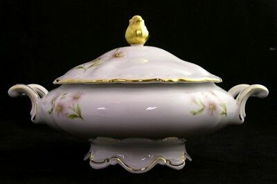Mitterteich DAISY BELL Round Covered Vegetable Bowl A+