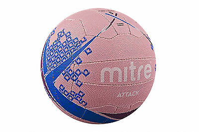 MITRE Attack Pearl Netball Training Practice Ball
