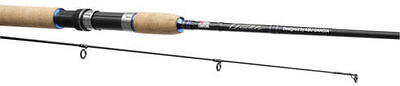 Abu Garcia Carbon Devil Spin Spinning Fishing Rod 8 ft